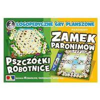 Gry dla dzieci, 2 gry Zamek Paronimów/Pszczółki Robotnice