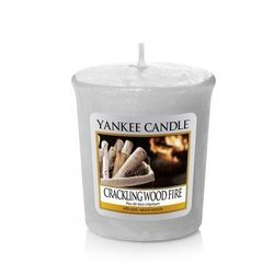 YANKEE CANDLE VOTIVE CRACKLING WOOD FIRE 49G