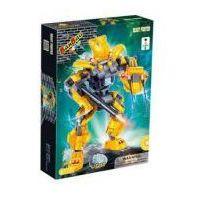 Roboty dla dzieci, Klocki BanBao 6311 Robot Beast Fighter Helios 213 el.