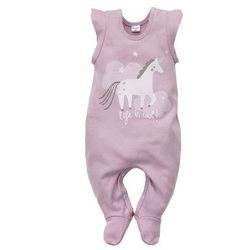 Śpiochy niemowlęce unicorn