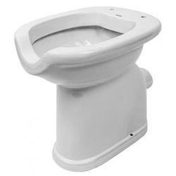 Miska ceramiczna ustepowa dla niepełnosprawnych | (H)510mm