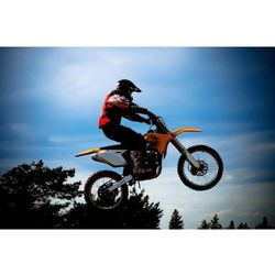 Jazda motocyklem Crossowym - Warsztaty Enduro Trip