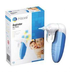 Haxe Aspirator do nosa - skuteczny odciągacz kataru