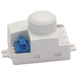 Czujnik ruchu mikrofalowy ROLF MINI biały 360st. 8m 1200W