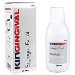 KIN GINGIVAL Płyn d/płuk.j.ustnej - - 250 ml