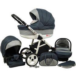 Sun Baby Wózek wielofunkcyjny Alu way 3w1, dark grey - BEZPŁATNY ODBIÓR: WROCŁAW!