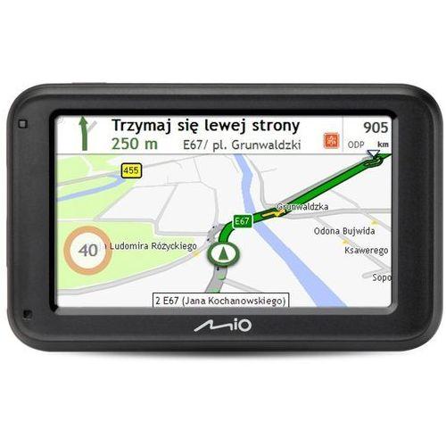 Nawigacja samochodowa, MIO Moov M410 EU