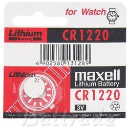 CR1220 Maxell 3.0V