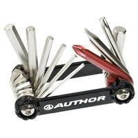 Narzędzia rowerowe i smary, Klucze zestaw Author Multiped 10