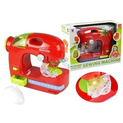 Maszyna Do Szycia Dla Małej Krawcowej - Lean Toys