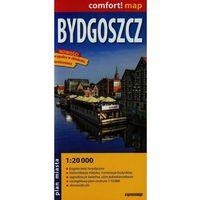 Mapy i atlasy turystyczne, BYDGOSCZ PLAN MIASTA LAMINOWANY (opr. miękka)