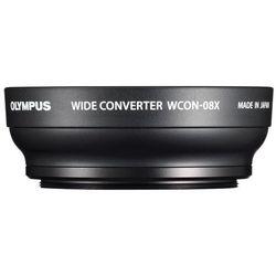 Konwerter Olympus WCON08X Szerokokątny (V321220BW000) Darmowy odbiór w 21 miastach!