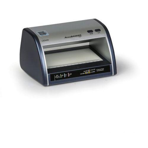 Testery banknotów, Tester banknotów z świetlówkami LED UV