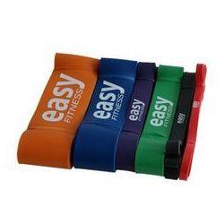 Easy Fitness Guma Power Band- Zestaw, 6 sztuk