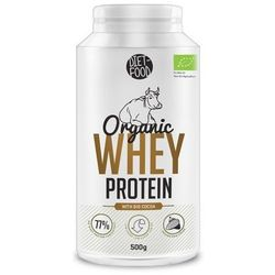 DIET FOOD Organic Whey Protein - 500g - With Bio Cocoa