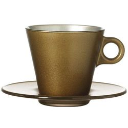 Filiżanka do Cappuccino Ooh Magico Leonardo złoty metalik (063876)