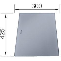 Deska do krojenia do Divon Blanco 425x300mm - 230970