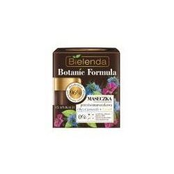 Botanic formula maseczka do twarzy przeciwzmarszczkowa olej z czarnuszki & czystek