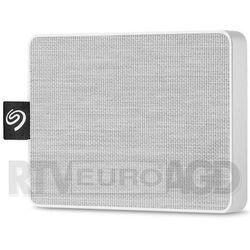 Seagate One Touch 500GB (biały)