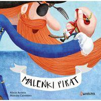 Książki dla dzieci, Maleńki pirat (opr. twarda)