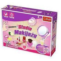 Zabawki z drewna, Zabawka TREFL Science4You Studio makijażu Zestaw duży