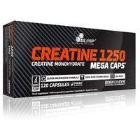Kreatyny, CREATINE Mega Caps 120 kapsułek