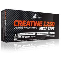 CREATINE Mega Caps 120 kapsułek
