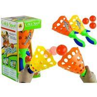 Gry dla dzieci, Catcher gra zręcznościowa sportowa 2 sztuki 3 piłki