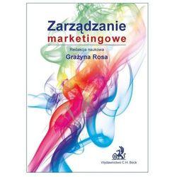 Zarządzanie marketingowe (opr. miękka)