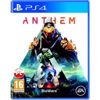Gry na PS4, Anthem (PS4)