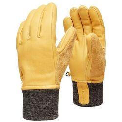 Black Diamond Unisex Adult DIRT BAG GLOVES rękawiczki, naturalne, M
