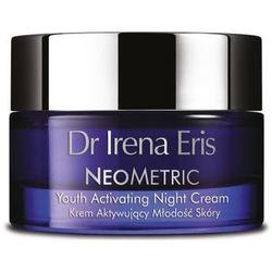 Dr Irena Eris Neometric (W) krem aktywujący młodość skóry na noc 50ml