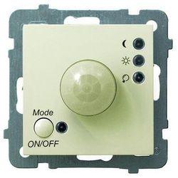 OSPEL AS ŁP-16G/m/27 Elektroniczny czujnik ruchu ECRU