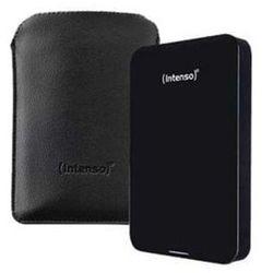 Dysk zewnętrzny Intenso MemoryDrive 2TB Czarny (6023580)