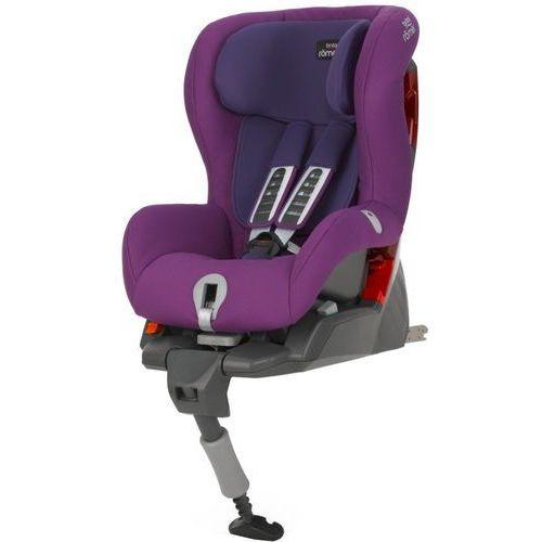 Foteliki grupa I, BRITAX RÖMER Fotelik samochodowy Safefix Plus Mineral Purple