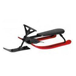 Nartosanki HAMAX Downhill - kierownica i hamulec kolor czarno-czerwony