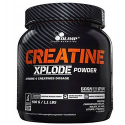 CREATINE X-Plode powder 500g ananas
