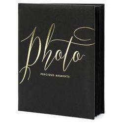 Album na zdjęcia Photo Precious moments czarny - 22 kartki