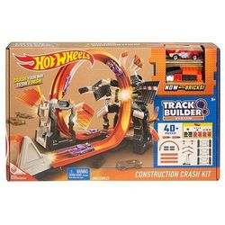 Zabawka MATTEL DWW96 Hot Wheels Track Builder Szalone kraksy + DARMOWY TRANSPORT!