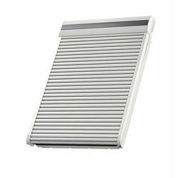 Roleta na okno dachowe VELUX SML SK08 114x140 zewnętrzna elektryczna tytan-cynk