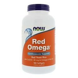 Now Foods Red Omega 180kaps