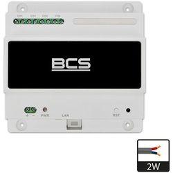 Adapter IP do wideodomofonów 2-przewodwych BCS-ADIP