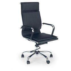 Fotel biurowy obrotowy HALMAR MANTUS - czarny, ZŁAP RABAT: KOD50
