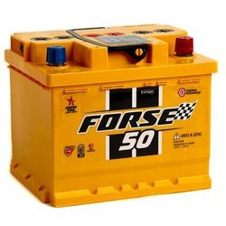 Akumulator FORSE 50Ah/480 A niski
