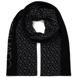 Szalik CALVIN KLEIN - Industrial Mono Knitted Scarf W K60K605965 Bds