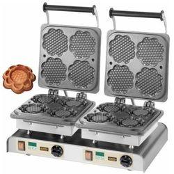 Gofrownica podwójna | Waffle Tart | 400V / 4,4kW