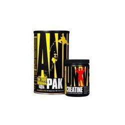 Universal Nutrition Animal Pak + Creatine GRATIS 44packs+120g
