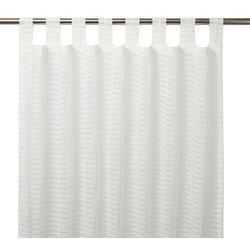 Firana GoodHome Tolok 140 x 260 cm biała