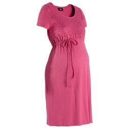 Sukienka ciążowa bonprix średni medium