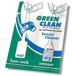 Green Clean zestaw szpatułek mokra/sucha do małych matryc 100 szt. Dostawa GRATIS!